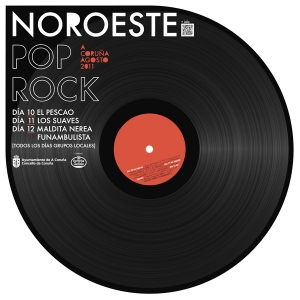 Poster for NOROESTE POP ROCK (A CORUÑA)